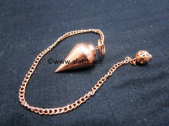 Picture of Basic Drop Bronze  Metal Pendulum