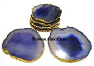Picture of Violet Onyx Coasters