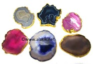 Picture of Mix Agate Coasters