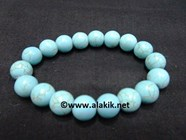 Picture of  Turquoise 10mm Elastic Bracelet