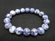 Picture of Sodalite 10mm Elastic Braclet