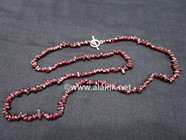 Picture of Garnet Chips Necklace
