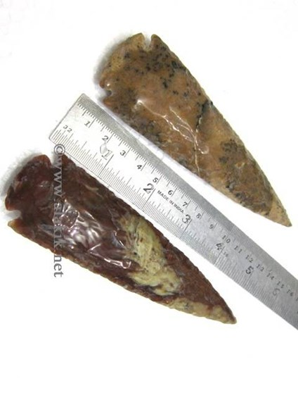Picture of 5 inch Polish Arrowheads