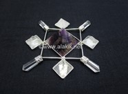 Picture of Healing Grid Generator with Amethyst Pyramid