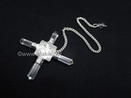 Picture of Crystal Quartz Baby Pyramid Generator Pendulum